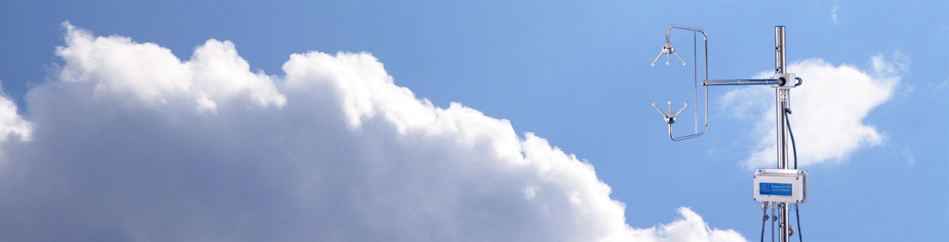 Apparati e sistemi per il rilievo dei parametri meteorologici
